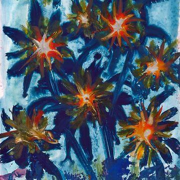 I'm all flor-a better world! by nebulart