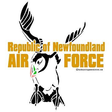 Republic of Newfoundland Air Force by SnuffyJackson