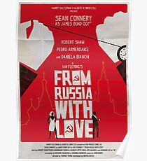 From Russia With Love Poster