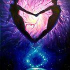 Euphoria or soulmates in the universe by Corina Chirila
