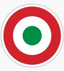 Roundel of the Italian Air Force, 1911-1946 Sticker