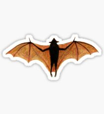 Fruit Bat Sticker