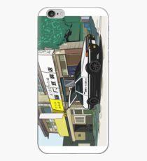 Initial D AE 86 iPhone Case