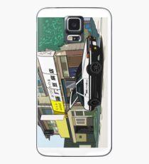 Initial D AE 86 Coque et skin Samsung Galaxy