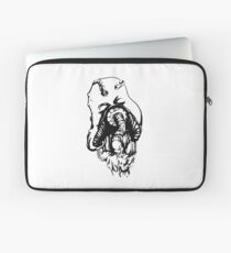 INHALE Scifi art 2017 Cyber Collection  Laptop Sleeve
