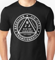JIU JITSU - BJJ CHAMPIONSHIPS Unisex T-Shirt