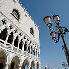 The Doge's Palace - Venice by Samantha Higgs