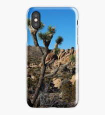 at the joshua tree iPhone Case