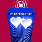 Bigger on the Inside by TerryLightfoot