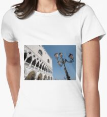 The Doge's Palace - Venice Women's Fitted T-Shirt