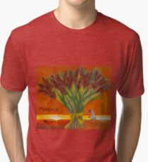 Provence Memories   South France. Tri-blend T-Shirt