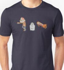 zombie apocalypse Slim Fit T-Shirt