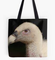 Head of a vulture Tote Bag