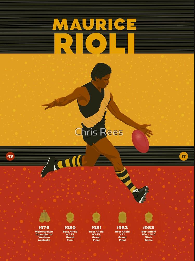 Maurice Rioli - Richmond von 4boat