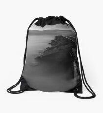 West Kirby long exposure Drawstring Bag