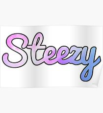 Keepin' the Steeze Poster