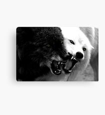 Wolfpack ★ Canvas Print