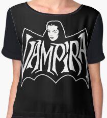 Vampira Chiffon Top