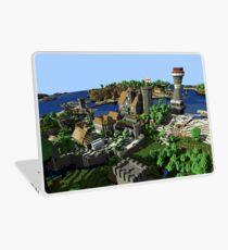 Vinilo para portátil Minecraft