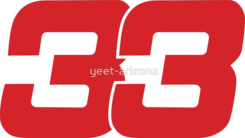 Quot Max Verstappen 33 Redbull 2017 Quot Stickers By Yeet Arizona