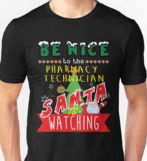 Funny Pharmacy-Technician Xmas Christmas Gift Idea T-Shirt