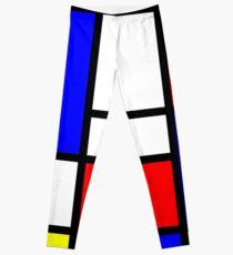 Legging Mondrian