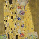 «El beso - Gustav Klimt» de La Chic