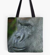 Portrait of a Gorilla Tote Bag