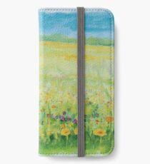 buttercup meadow iPhone Wallet/Case/Skin