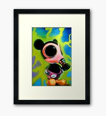 Mickey Framed Print