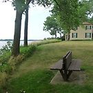 Come sit with me beside the Mississippi River by nealbarnett