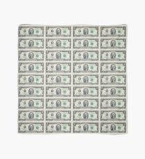 Two Dollar Bills Scarf