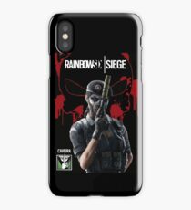 rainbow six siege Caveira iPhone Case/Skin