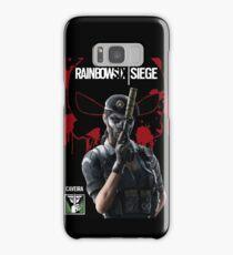 rainbow six siege Caveira Samsung Galaxy Case/Skin