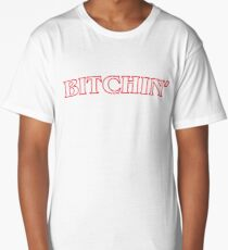 Stranger Things Bitchin' Outline Long T-Shirt