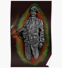 Fallen soldiers Poster