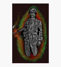 Fallen soldiers Photographic Print