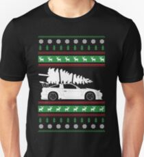 Christmas Nissan 240SX | 200SX 180SX Silvia s13 Unisex T-Shirt