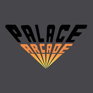 Palace Arcade : Inspired by Stranger Things by WonkyRobot