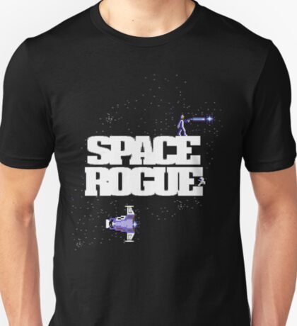 Gaming [C64] - Space Rogue T-Shirt