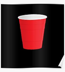 Red Solo Cup Poster