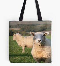 Sheepish Sheep Tote Bag