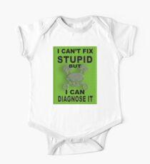 I Can't Fix Stupid BUT I Can Diagnose It Kids Clothes