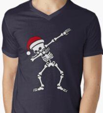 Dabbing skeleton xmas T-Shirt