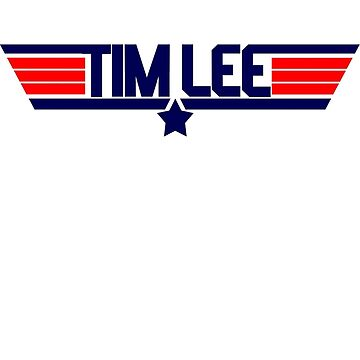 Tim Lee Shirt by TheTimLee