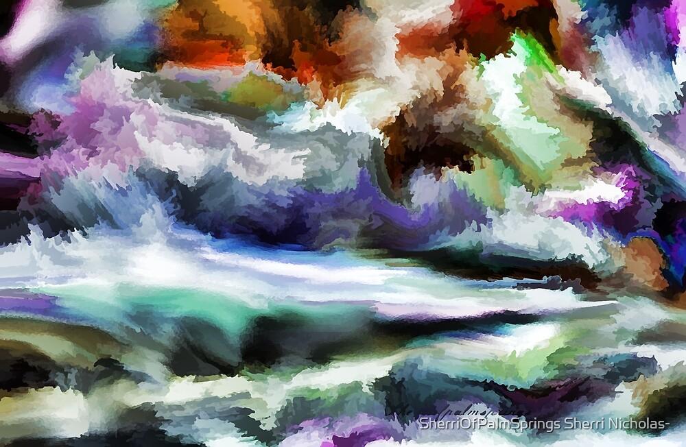 From The Desert To The Sea by SherriOfPalmSprings Sherri Nicholas-