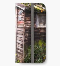 The Old Garden Shed iPhone Wallet/Case/Skin