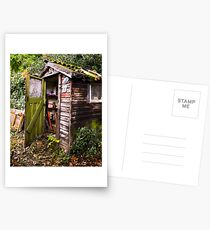 The Old Garden Shed Postcards