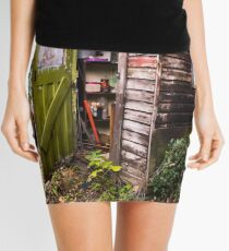The Old Garden Shed Mini Skirt