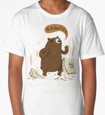worlds worst camper Long T-Shirt
